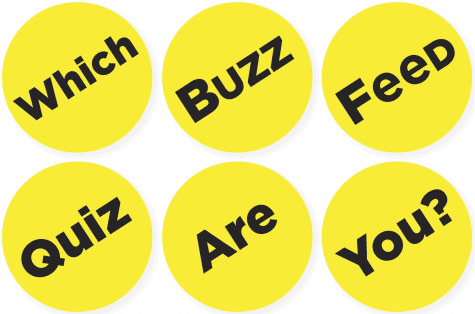 Which Buzzfeed quiz are you?