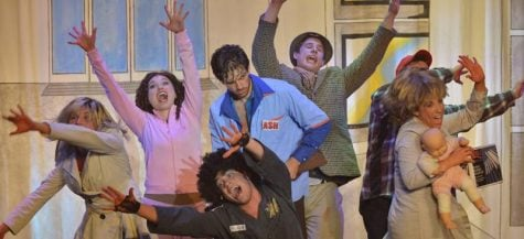 Q&A: Chicagoan Julie Baird of 'Evil Dead the Musical'