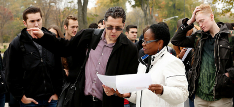 DePaul geography class offers students firsthand look at gentrification in Pilsen