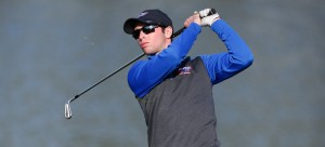 Sophomore Jonathan Goldstein shot a 3-over 75 to finish 18th at the CSU Cougar Classic. (Photo courtesy of DePaul Athletics)