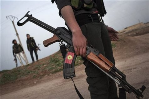 Congress approves arming of Syrian rebels