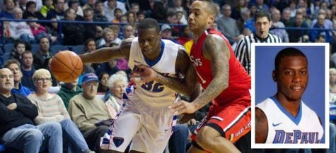 BREAKING: McKinney dismissed from DePaul men's basketball team, charged with battery