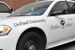 DePaul Public Safety and crime