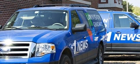 DePaul journalism students, Univision team up