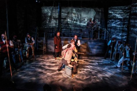 Q&A: Theatre School alum Bridget Schreiber in 'Whaleship Essex'