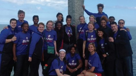 Oui are DePaul: Women's hoops visits France