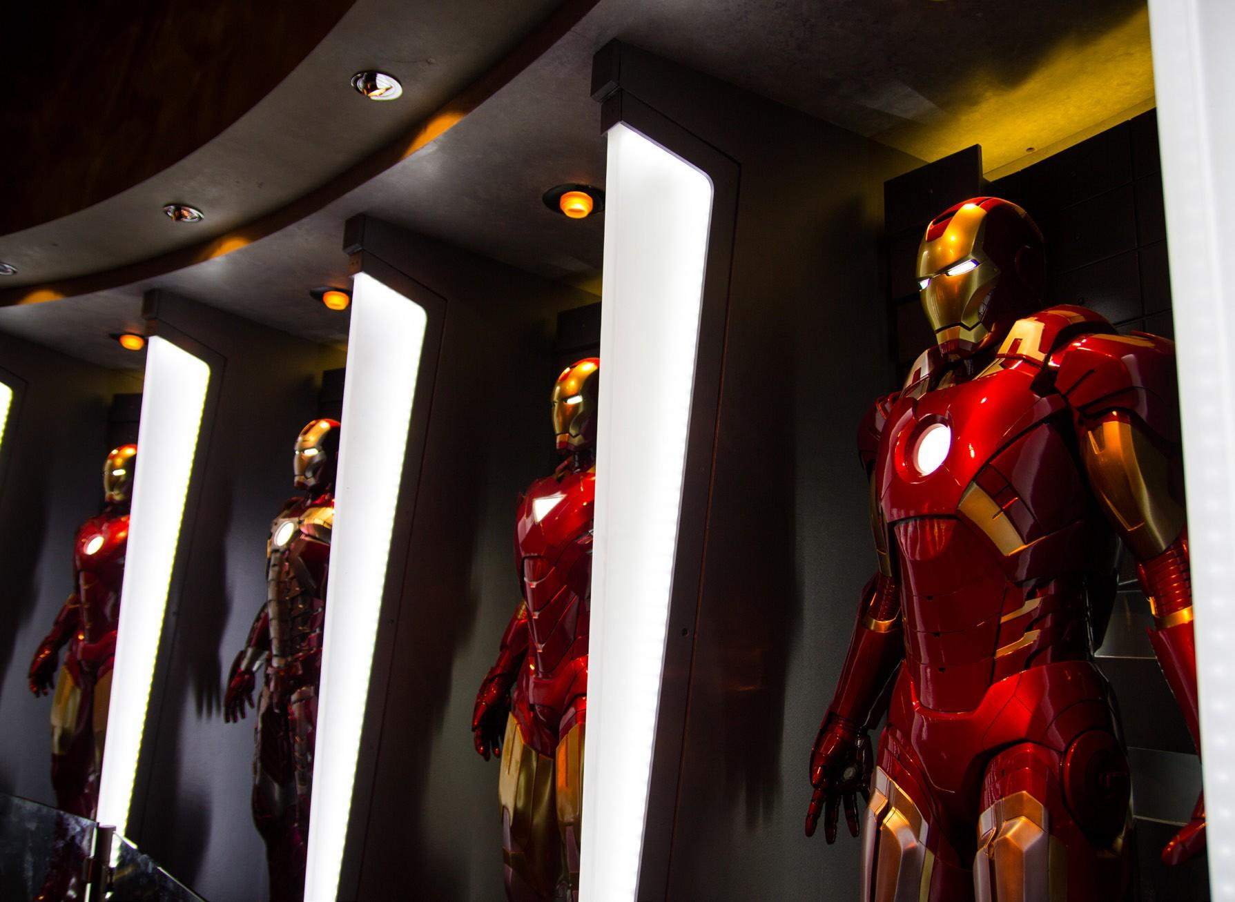 Despite the massive box office success of recent superhero movies such as the Iron Man series, there have been few female characters - and even fewer female leads - in this film genre. (Harshlight / Creative Commons)