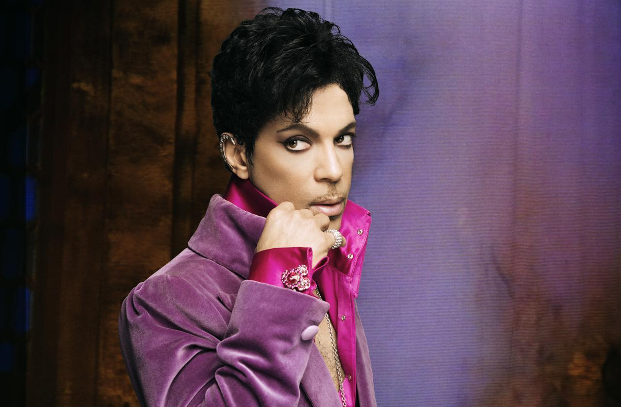 Rock musician Prince, known for his catalogue of racy music, will now sing curse-free. Photo courtesy of Prince.