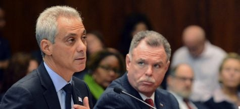 AP: Mayor Emanuel calls for Illinois to reform drug laws