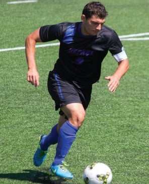 DePaul men's soccer optimistic for season