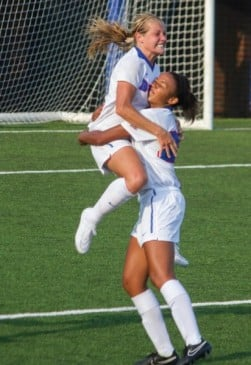 DePaul women's soccer has best season start in program history