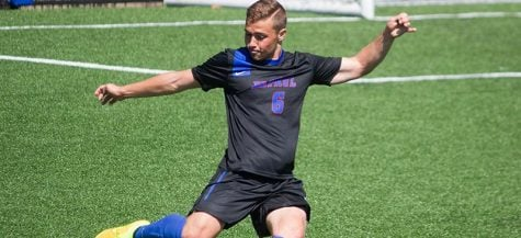DePaul men's soccer loses to top-ranked Georgetown