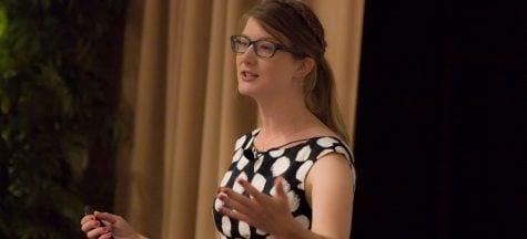 Field Museum Chief Curiosity Correspondent Emily Graslie discusses women in STEM at DePaul
