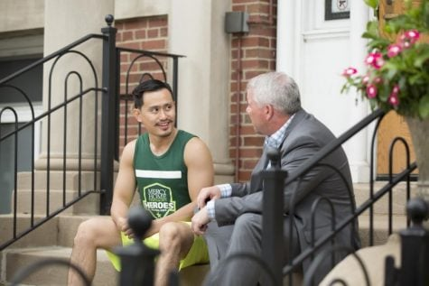 DePaul student James Le runs marathon for Mercy Home