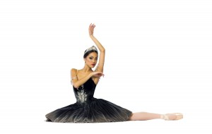 Joffrey - Swan Lake ft. Jeraldine Mendoza - Photo by Cheryl Mann