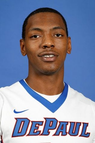 Rashaun Stimage of DePaul men's basketball aims to fill the void at power forward
