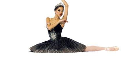 Q&A with the Joffrey Ballet's Jeraldine Mendoza