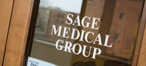 Sage Medical Group provides medical care for DePaul students.  (File photo)