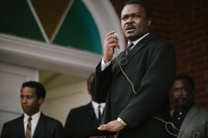 "David Oyelowo as Dr. Martin Luther King Jr. in ""Selma."" (Photo courtesy of SELMA MOVIE)"