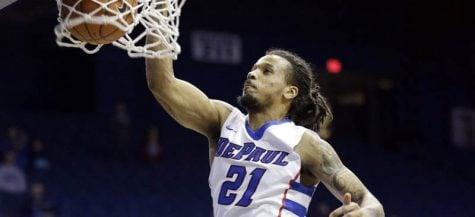 Redemption: Jamee Crockett of DePaul men's basketball is finally healthy again