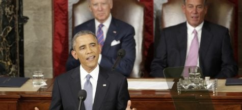 President Obama's State of the Union: Continuing a vision