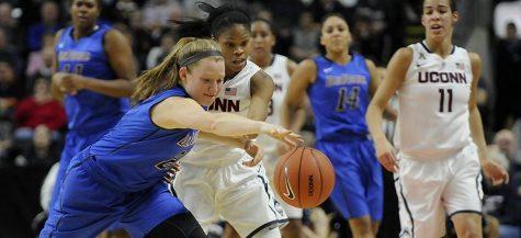 DePaul women's basketball guard Megan Rogowski out for season