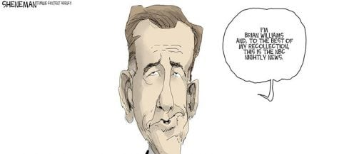 Brian Williams: The high price of lying for fame