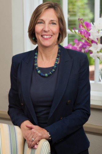 Nancy Brickhouse, one of the four finalists for provost, is the deputy provost of academic affairs at the University of Delaware.