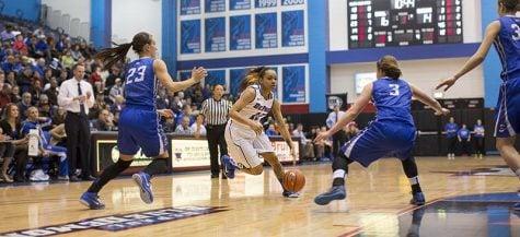 Hardly Brittany Hrynko: DePaul women's basketball senior's rise to dominance