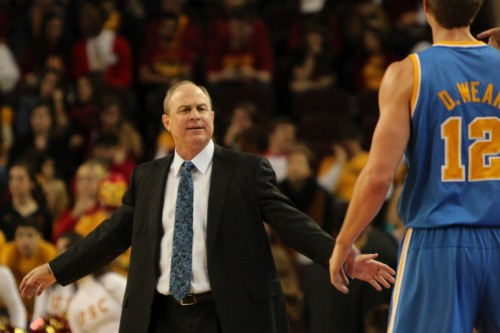 Former UCLA head coach Ben Howland (Creative Commons)