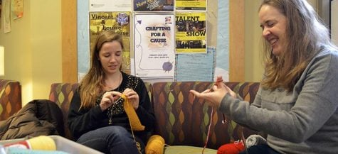 Bringing crafty back: Crafting for a Cause at DePaul gives back