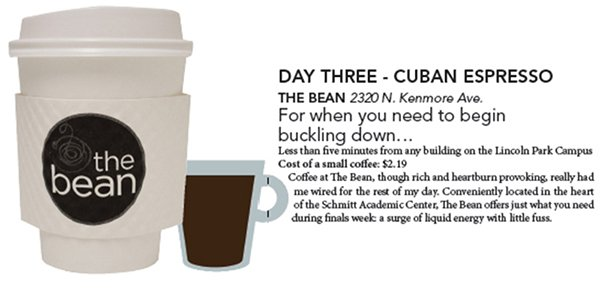 7 days of coffee: Finish the quarter strong with caffeine