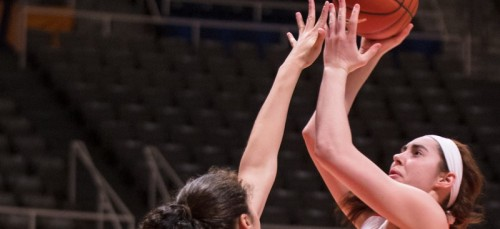 Forward Jacqui Grant will transfer to DePaul from Illinois and will have to sit out one season because of NCAA eligibility rules. (Sonny An / The Daily Illini)