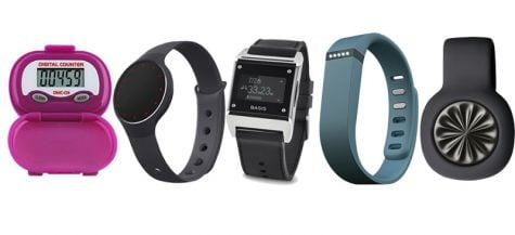 Get moving and motivated with the perfect fitness band