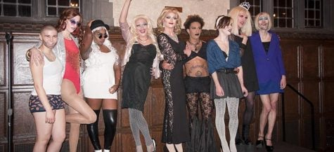 DIY generation of drag queens takes center stage at DePaul's Amateur Drag Show