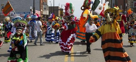 Chicago celebrates Cinco de Mayo
