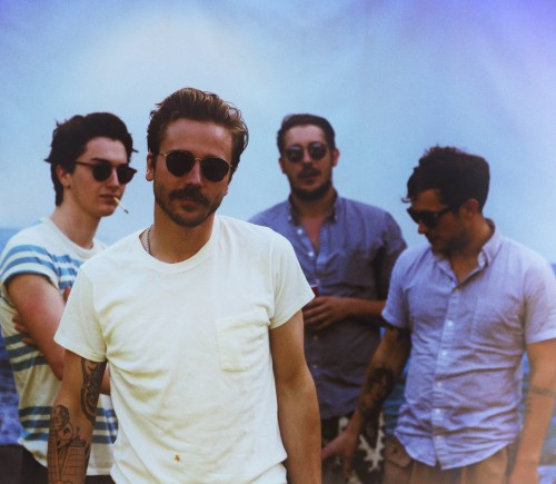 Portugal. The Man is featured on this year's North Coast Music Festival lineup. (Photo courtesy of Portugal. The Man)