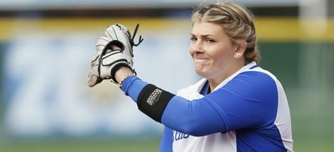 DePaul softball can't hold off Seton Hall in Big East semifinals