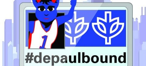 #DePaulBound: Branding, social media play major role in deciding on DePaul