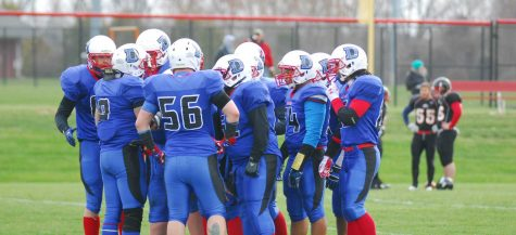 Two-and-out: club football suspends season