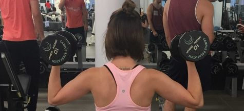 Class aims to eliminate female weightlifting stigma