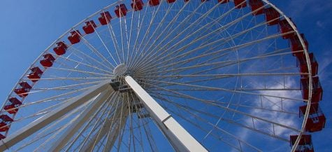Chicago says goodbye to iconic Ferris wheel