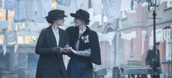 Review Suffragette Connects With Modern Issues The