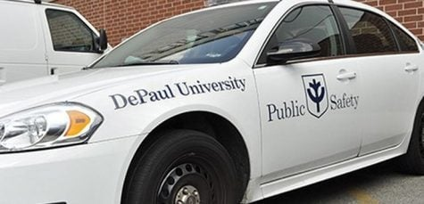 DePaul student shot after mugging