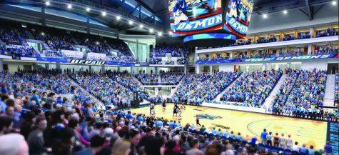 New arena showcased in DePaul Center