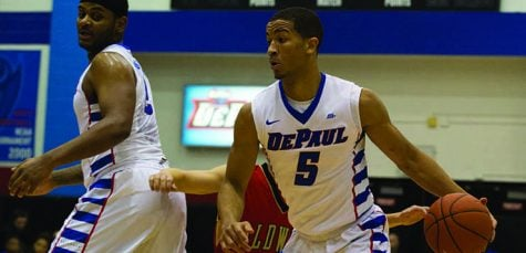 Notebook: DePaul guard Billy Garrett finding rhythm in win streak