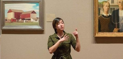 Sign language and touchable art bring Chicago museums to life