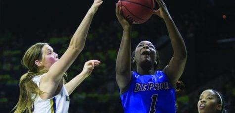 DePaul women's basketball's rally falls short at Notre Dame 95-90