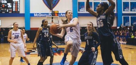 High intensity leads women's basketball