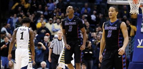 DePaul men's basketball defeats Marquette 57-56